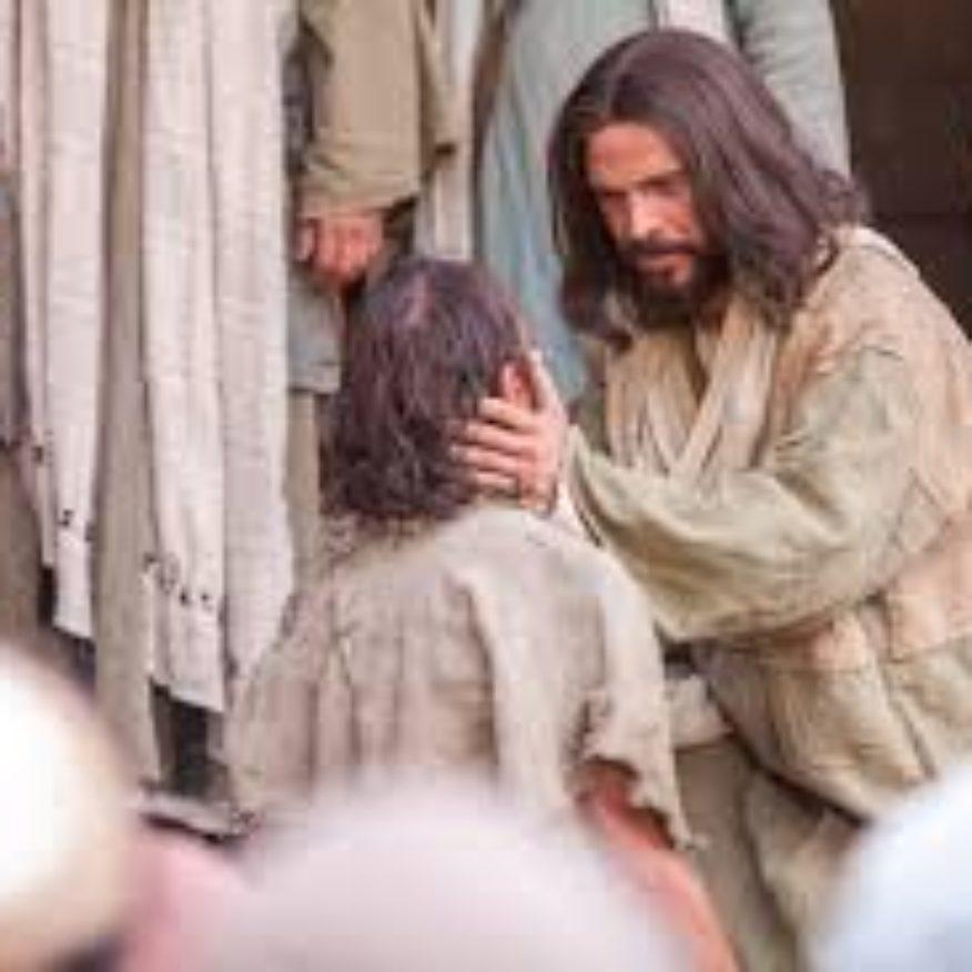 jesus poor